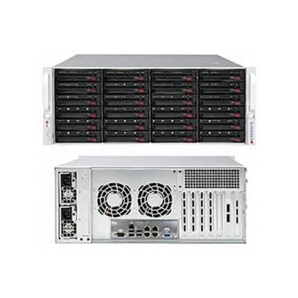 Серверная платформа Supermicro SSG-6049P-E1CR24L Gray