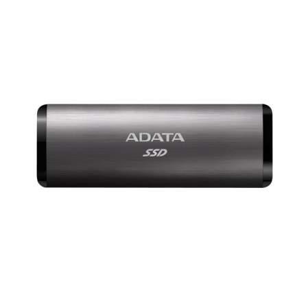 "Внешний диск SSD ADATA 1.8"" 1TB SE760 Titan-Gray External SSD (ASE760-1TU32G2-CTI)"