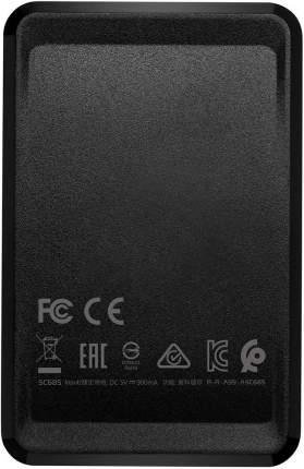 "Внешний диск SSD ADATA 2.5"" 500GB SC685 Black External SSD (ASC685-500GU32G2-CBK)"
