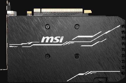 Видеокарта MSI GTX 1660 SUPER VENTUS XS OCV1