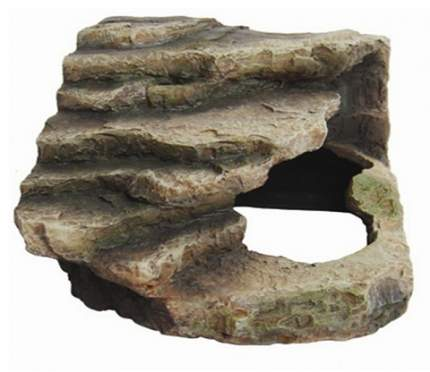 Грот для аквариума, для террариума Barbus Decor 065, полирезин, 17х15.5х12 см