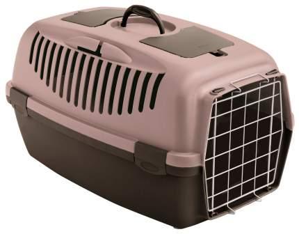 Контейнер для кошки, собаки Stefanplast  Gulliver 3, 40x61x38см бежевый, до 10 - 12 кг