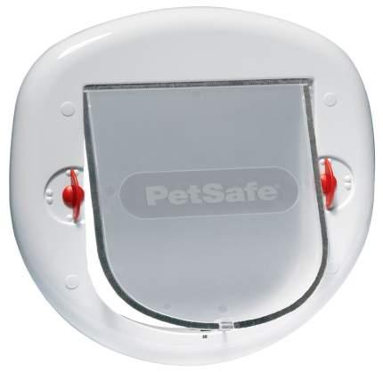 Дверца для кошки, собаки StayWell пластик белая 20 х 18 см
