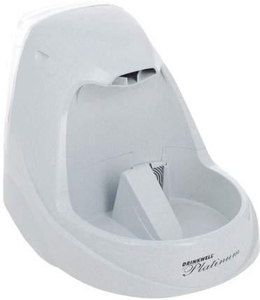 Автопоилка-фонтан для кошек и собак StayWell PetSafe Drinkwell Platinum, белый, 5 л