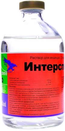 INTERCHEMIE ИНТЕРСПЕКТИН-L препарат для лечения бактериальных инфекций 100 мл