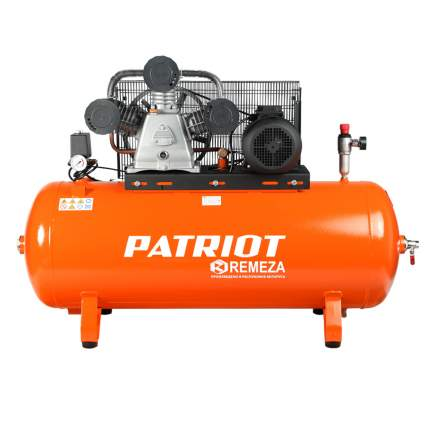 Ременный компрессор Patriot REMEZA СБ 4/Ф-270 LB 75