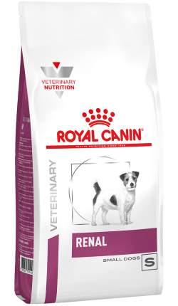 Сухой корм для собак ROYAL CANIN Renal, для мини пород, курица, 3.5кг