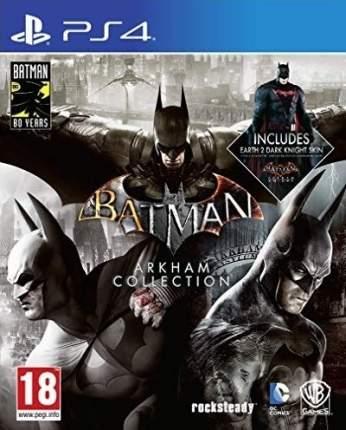 Игра Batman Arkham Collection для PlayStation 4