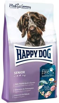 Сухой корм для собак Happy Dog Supreme Fit&Vital Senior, домашняя птица, ягненок, 12кг