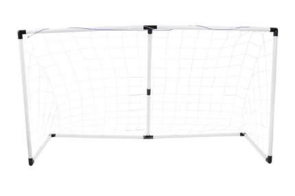 Игра активная ABtoys Ворота футбольные 2в1, в наборе с мячом и насосом, в коробке