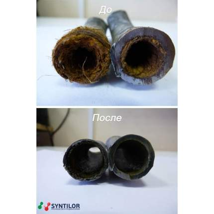 Средство для промывки системы отопления SYNTILOR Watesup 5 кг