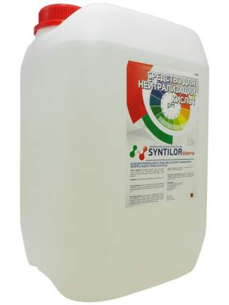 Средство для нейтрализации кислот SYNTILOR Esterno 13 кг