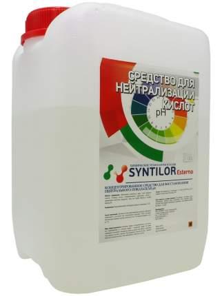 Средство для нейтрализации кислот SYNTILOR Esterno 5 кг