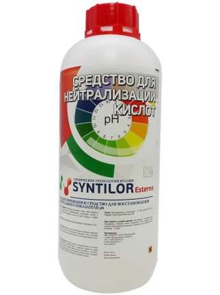 Средство для нейтрализации кислот SYNTILOR Esterno 1 кг