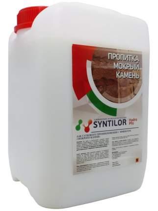 Пропитка мокрый камень SYNTILOR Hydro Pro 5 кг