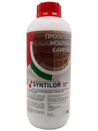 Пропитка мокрый камень SYNTILOR Hydro Pro 1 кг