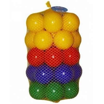 Набор шариков Юг-Пласт 8 см, 35 шт