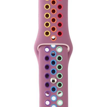 Ремешок Nuobi Sport Color ver.1 для Apple Watch (Сиреневый 42/44 mm)