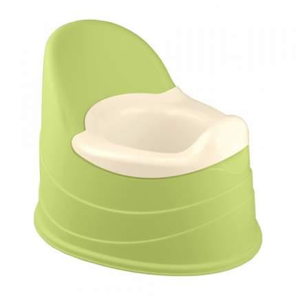 431300510 Пластишка Горшок детский  (салатовый)