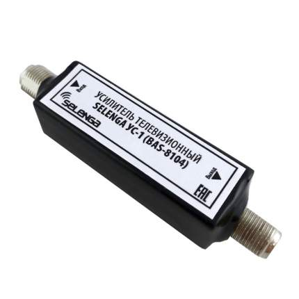 Усилитель сигнала ТВ антенны SELENGA УС-1
