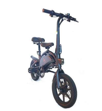 Электровелосипед Kugoo V1 7.5ah 2020 One Size черный