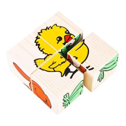 Детские кубики Томик Животные