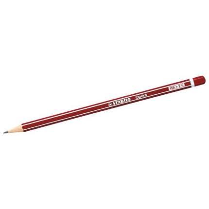 Набор чернографитных карандашей STABILO Opera, 3 карандаша
