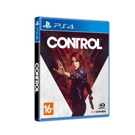 Игра Control для PlayStation 4