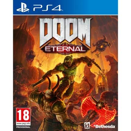 Игра DOOM Eternal для PlayStation 4
