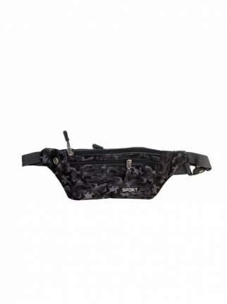 Спортивная сумка Tiko 1811 мелкий камуфляж черная