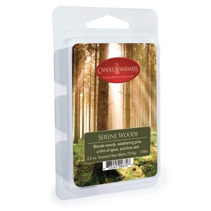 Ароматический воск Candle Warmers 75гр. Serene Woods
