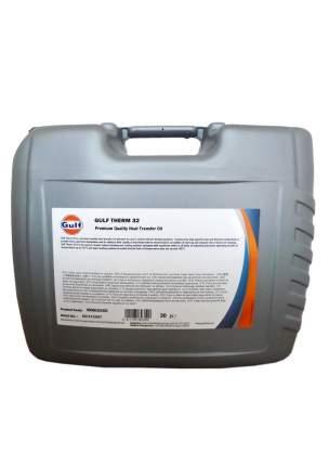 Теплоноситель для систем отопления GULF Gulftherm 32 121609301461 20л