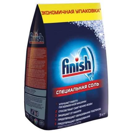 Соль специальная для посудомоечных машин Finish 3кг