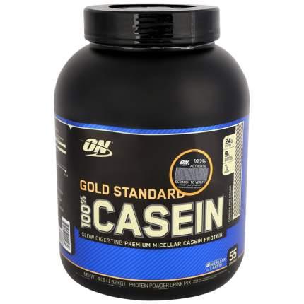 Протеин Optimum Nutrition 100% Casein Protein 1800 г, Печенье со Сливками