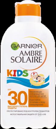 """молочко детское """"Ambre solaire"""" spf30+ 200 мл"""