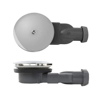 """Сифон """"Slim"""" (Слим) сверхплоский с мембраной, D90 мм, выход D40/43 мм"""