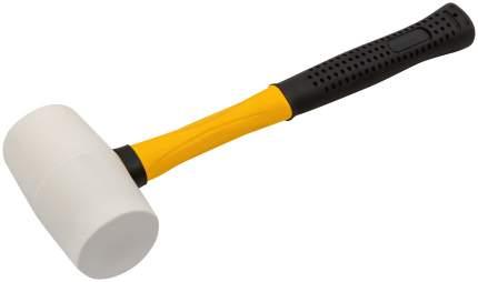Киянка резиновая белая, 60 мм ( 450 гр ) FIT 45503