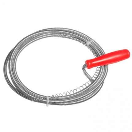 Трос сантехнический для чистки труб 5 м x 9,0 мм 74359