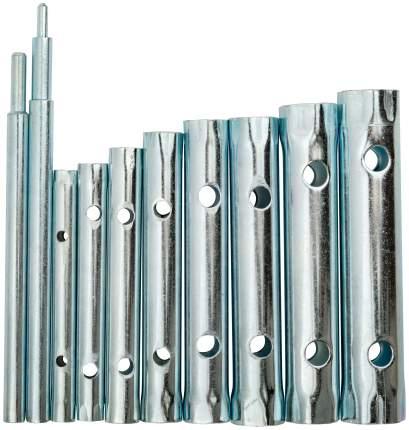 Набор торцевых ключей 10 шт. ( 6-22 мм ). FIT 63740