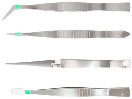 Пинцеты набор 4 шт. FIT 67435