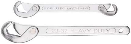 Быстрозажимные ключи 2 шт, ( 9-22 мм; 23-32 мм ) 63782