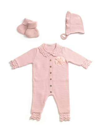 Комплект одежды RBC МЛ 478060 розовый р.62