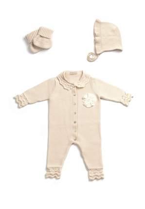 Комплект одежды RBC МЛ 478060 бежевый р.62