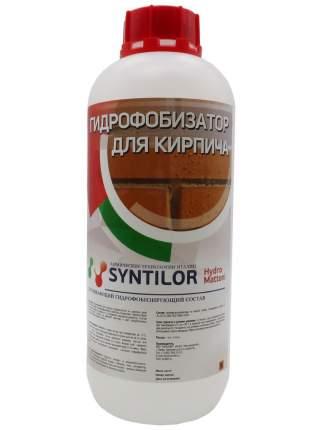 Гидрофобизатор для кирпича SYNTILOR Hydro Mattoni 1 кг
