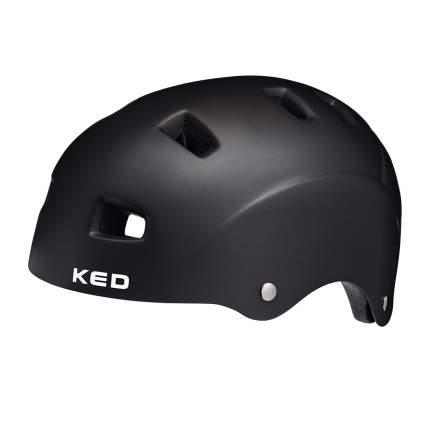 Велосипедный шлем KED 5Forty, black matt, L