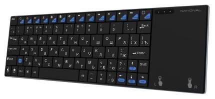Клавиатура NATIONAL BTK-300 Black