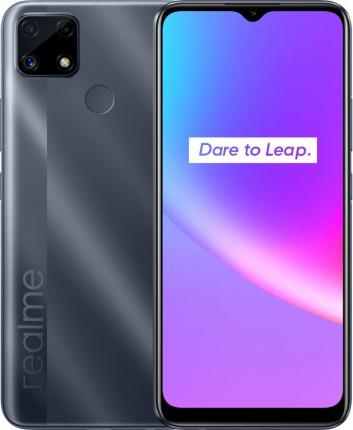 Смартфон Realme C25 4+64GB Water Grey (RMX3191)