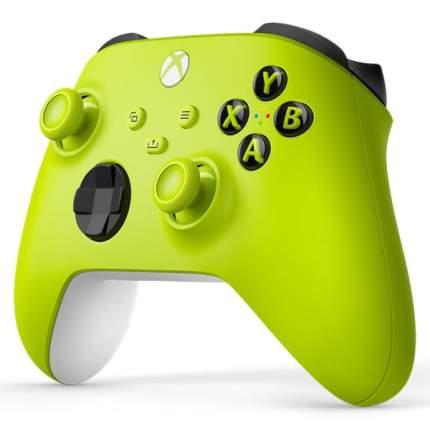 Геймпад Xbox QAU-00022 для Xbox One/Series X Lime