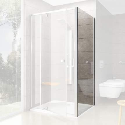 Стенка для двери Ravak Pivot PPS-100 профиль сатин стекло прозрачное 90GA0U00Z1