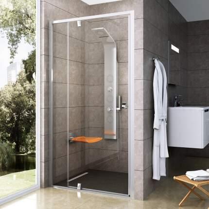 Душевая дверь Ravak PDOP2-100 блестящий профиль прозрачное стекло 03GA0C00Z1
